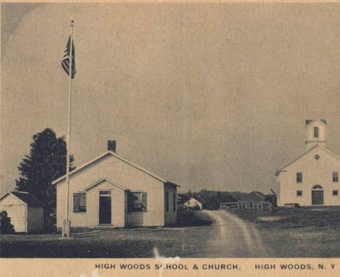 High Woods School, High Woods, NY