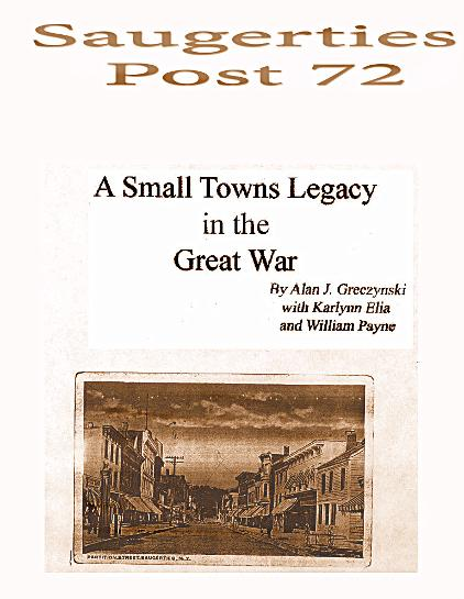 A Small Town's Legacy in the Great War
